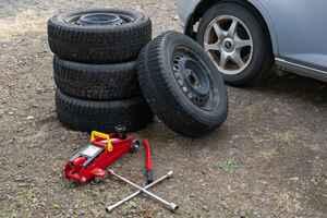 【くるま問答】タイヤはどんなところに保管すればいい?ローテーションと保管方法を解説