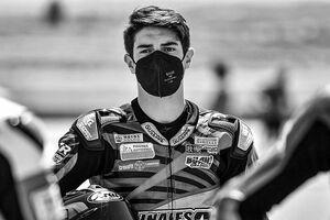 【訃報】ディーン・ベルタ・ビニャーレスがWSBKサポートレースで事故死。MotoGPライダー、マーベリック・ビニャーレスの従兄弟