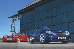 【21世紀の英国スポーツ】ジェンセンS-V8とモーガン・エアロ8 V8のロードスター 後編