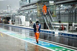 悪天候のためレース2は中止に。レース3は計画どおり日曜の開催予定【FIA-F3第7戦ロシア】