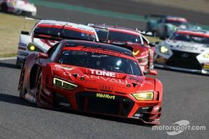スーパーGT第6戦鈴鹿|GT300決勝レポート:ピットタイミングも奏功し21号車Hitotsuyama Audi R8 LMSが今季初優勝