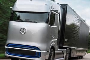 世界は燃料電池トラックへと舵を切り始めた! 次世代の「本命」へ、ダイムラー・トラックもコンセプトモデルを発表