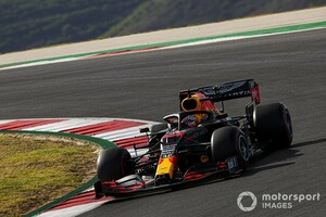 F1ポルトガルGP決勝速報:ハミルトンがシューマッハー超えのF1通算92勝目。レッドブル・ホンダのフェルスタッペンは3位