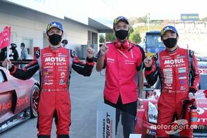 【スーパーGT第6戦鈴鹿】地獄から天国へ。大逆転勝利の23号車ニスモ、松田次生「結果でみんなに感謝を伝えたかった」