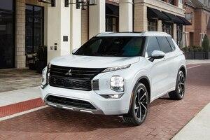 新型アウトランダーがフルモデルチェンジ! 4月から北米で発売|三菱自動車|