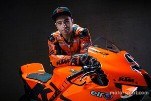【MotoGP】KTMでも勝ってやる! テック3加入ペトルッチ、実は2019年から成長に注目「優勝のビッグチャンスあり!」
