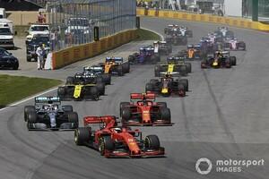 F1スプリントレース、試験実施に向けたハードルは? アストンマーチン「適切なルールが必要」