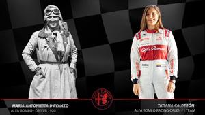 アルファロメオが国際女性デーに同社の女性レースドライバーを振りかえる!