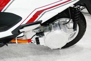 武蔵精密工業、電動バイク用のギアボックス一体型モーターユニットを開発 インドや東南アジア向け