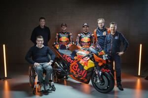 KTMが2021年MotoGP参戦体制を発表【RIDING SPORT】