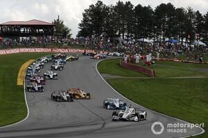 インディカー、ロードコースでのイベントを2デイ開催に短縮