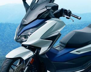 ホンダ「フォルツァ」がモデルチェンジ! 新型eSP+エンジンと最新装備で快適性&利便性をアップ【2021速報】