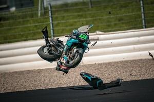 【MotoGP】2020年MotoGPで大事故発生のレッドブルリンク、ターン2改修は無し。高速コーナーに危険性指摘も