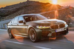 BMW Mモデルの頂点に立つハイパワーモデル「M5CS」をオンライン限定で5台発売