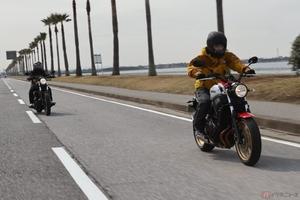 知っておくと便利!バイクの初心者が公道を走る時の注意点とは