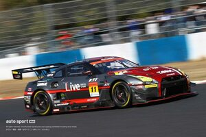 GAINER TANAX GT-RがQ1ダントツのGRスープラ勢を退けてPPを獲得【第1戦岡山GT300予選】