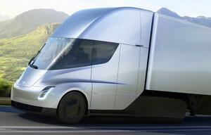 テスラのEVトラック『セミ』がテスト走行を開始! 航続距離最大805kmも現実解としてアリ? ナシ?