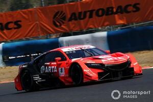 【スーパーGT】開幕戦岡山|GT500は8号車ARTA、GT300は61号車SUBARUがトップタイム。公式練習タイム結果