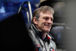 F1王者メルセデスが技術体制改造。テクニカルディレクターを変更、ジェームズ・アリソンは新役職に就任