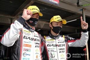 スーパーGT第1戦岡山:GT300クラスのポールシッターは11号車GAINER TANAX GT-R