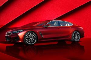 BMW 期間限定車「8シリーズ グランクーペ コレクターズ・エディション」発売