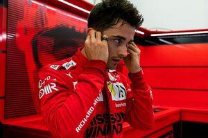 フェラーリF1のルクレールが旧型車でテスト。選手権3位争いで先制狙う