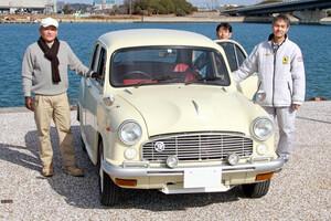 吉田一郎さん(64歳)の愛車、約60年間生産されたインドの国民車・ヒンドゥスタン アンバサダーが復活を遂げるまで
