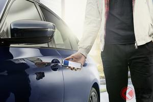 なぜAppleは「車の鍵」を開発? iPhoneを鍵化する「CarKey」の狙いとは