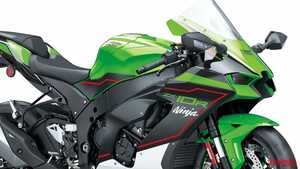 カワサキ新型「Ninja ZX-10R/Ninja ZX-10RR」発表! クルーズコントロールまで装備