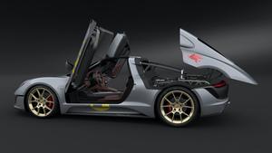 「Porsche Unseen」第2弾、ポルシェが極秘開発していたデザインコンセプトを公開 【後編】