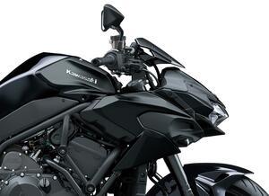 カワサキが「Z H2」の2021年モデルを発売! ニューカラーは全身ブラック【2021速報】