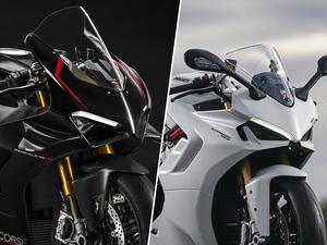【ドゥカティ】2021年モデル「スーパースポーツ950」「パニガーレ V4 SP」の2台を公開(動画あり)