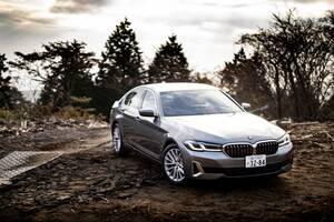 消えゆく運命にあるピュア・ガソリン・エンジンならではの味わいとは? 新型BMW530iLuxury試乗記
