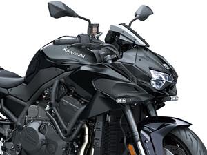 【カワサキ】スーパーチャージドエンジンを搭載した Z シリーズの長兄「Z H2」に新色を採用し12/1に発売