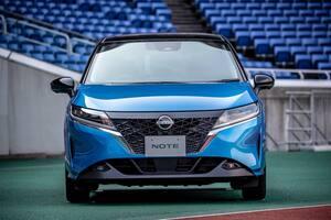 新型ノート正式発表。e-POWERは第2世代へ、電子制御4WDの後輪モーターはなんとアウトランダーPHEVがベース!