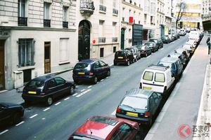 欧州では車をぶつけて駐車するのが当たり前? まことしやかな噂は本当なのでしょうか?