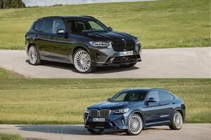 名門アルピナから2台のSUVがパワーアップして登場! BMWアルピナXD3&XD4を発表