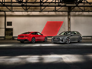 アウディのRSモデルに「RS6アバント」と「RS7スポーツバック」が追加!