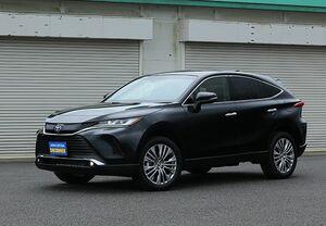 「注目SUV試乗」スタイリッシュ&エレガント。誰もが憧れるトヨタ・ハリアーの魅力を再検証