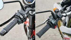 冬ツーリングの必需品・グリップヒーターで快適ライド〈EFFEX|スイッチ一体型/別体型〉