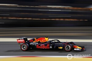 F1バーレーンGP決勝速報:ハミルトン5連勝、レッドブル・ホンダW表彰台。1周目には大事故発生