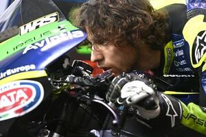 "【MotoGP】バスティアニーニ、MotoGP2戦目は『""髪""一重の11位』視界不良でシングルフィニッシュのチャンス消える"