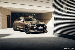 BMW X6のダウンフォースレベルを大幅アップ! ACシュニッツァーからアップデートキットが登場 【動画】