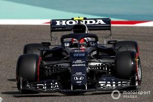 好調アルファタウリ、空力アップデートでさらなる前進目指す。F1第4戦スペインGPまで毎戦新パーツ用意
