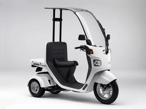 ホンダ「ジャイロキャノピー」【1分で読める 2021年に新車で購入可能なバイク紹介】