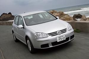 「VWゴルフV TSIトレンドライン」122psTSI+7速DSG搭載。TSIシリーズの本命モデル!!【VW GOLF FAN Vol.16】