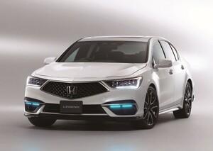 自動運転レベル3を実用化した新型ホンダ・レジェンドが発売