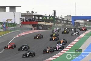 未定となっていた2021年のF1第3戦、ポルトガルGPとしての開催が決定! 2年連続