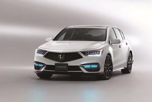 ホンダ、自動運転レベル3を実現した新型「レジェンド」を発売