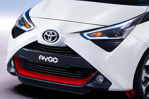 トヨタ「アイゴ」の後継か? TNGA採用の新型コンパクトカーを欧州投入へ